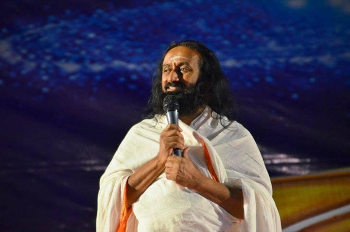Sri Sri Ravi Shankar Miracles - My Master