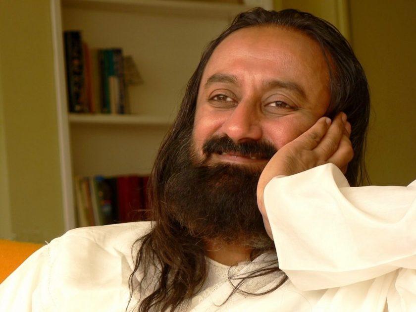 Gurudev Sri Sri Ravi Shankr